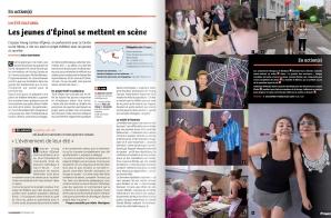 Messages, magazine du Secours Catholique. Septembre 2015