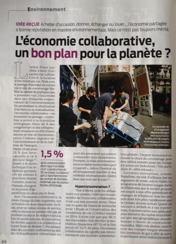 Alternatives Economiques - Octobre 2015