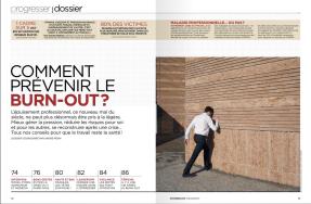 Management - Novembre 2015 - Dossier sur le Burn-out - 10 pages