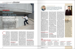 Management - Novembre 2015 - Dossier sur le Burn-out - 10 pages