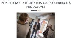 Secours Catholique - Novembre 2015