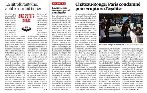 Libération - 31 mai 2016