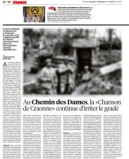 15 avril 2017, Libération