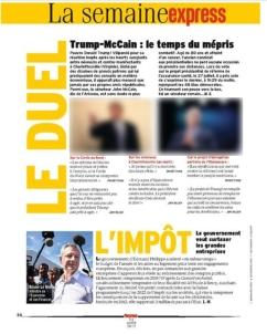 23 août 2017, L'Express