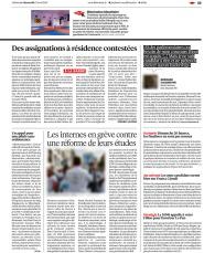 19 avril 2017, Libération