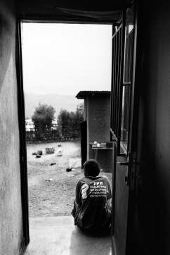 Florence, 18 ans, vit à Kamonyi.