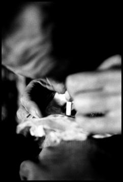 Le subutex, substitut à l'héroïne, est souvent sniffé ou injecté. La sensation procurée est ainsi plus forte et plus proche de celle de la drogue.