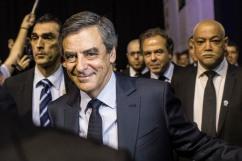 2 mars 2017, Nîmes (30), FRANCE. Meeting de François Fillon a Nimes le 2 mars 2017.