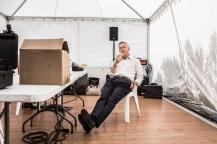 Bruno Lemaire, candidat LR aux Primaires de la droite