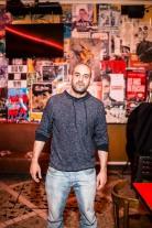 """Johann Zarca, écrvain de """"Panam underground"""", lauréat du prix de Flore 2017"""