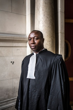 Serge Money, avocat de rappeurs