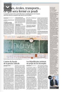Le Figaro, 22 mars 2018