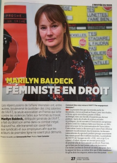 CFDT Magazine - avril 2018
