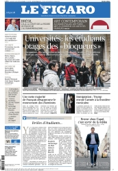 Le Figaro, 6 avril 2018