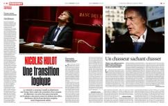 Libération, 28 août 2018