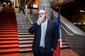 Philippe Vardon, membre du Front National
