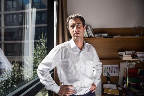 François Ruffin, député de la France Insoumise