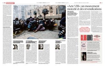 2019-01-05 - Libé - Gilets jaunes et média