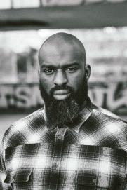 Portrait of Almamy Kanouté