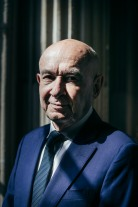 May 20, 2020, Paris, (75), FRANCE. Portrait of Claude Malhuret, senator of the Allier and president of the LIRT group in the Senate, former president of Medecins Sans Frontieres from 1978 to 1986 and former secretary of state for human rights. 20 mai 2020, Paris, (75), FRANCE. Portrait de Claude Malhuret, senateur de l Allier et president du groupe LIRT au Senat, ancien president de Medecins Sans Frontieres de 1978 a 1986 et ancien secretaire d Etat au droit de l homme.