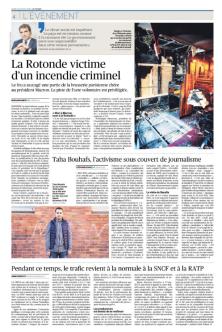 2020-01-20 - Le Figaro - Taha