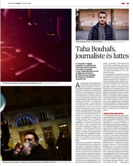 2020-01-20 - Libération - Taha