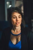 """""""Eva, conseillère dans le digital en télétravail"""", Montpellier, octobre 2021."""